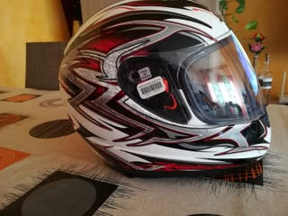 Casco junior moto