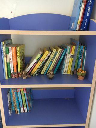 Librería + escritorio Winnie the Pooh