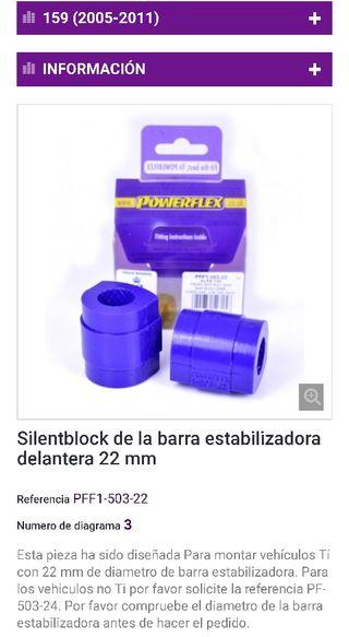 silemblock powerflex