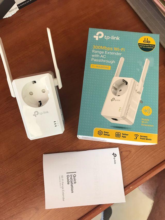 Repetidor Wifi TP-LINK TL-WA860RE