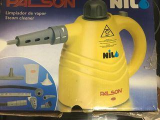 Limpiador de vapor palson