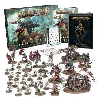 imperio de carroña - warhammer