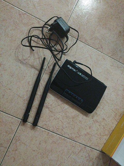 router repetidor de wifi
