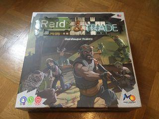 Raid and trade juego de mesa