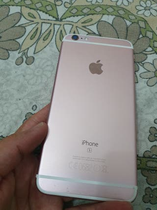 iphone 6s Plus 64GB Rosa