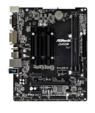Placa Base Asrock J3455M