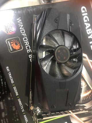 Tarjeta Gráfica GeForce gtx 1050