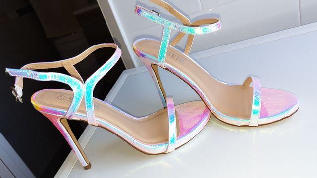 zapato/sandalia de tacón