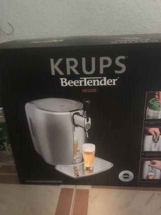 Dispensador de cerveza KRUPS BEERLENDER