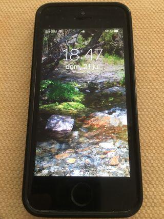 iPhone 5s 16GB libre perfecto estado