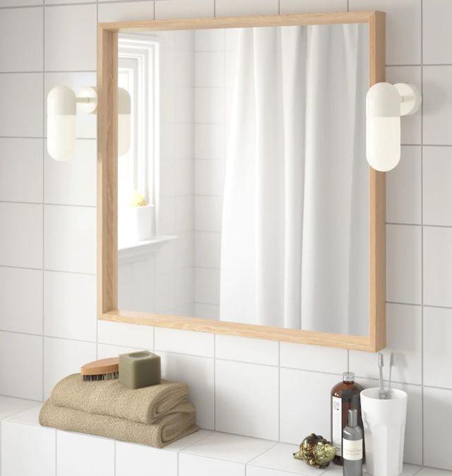 Espejo decorativo o de baño