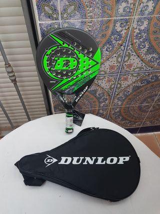 0c47ffab Pala de Pádel Dunlop de segunda mano en WALLAPOP