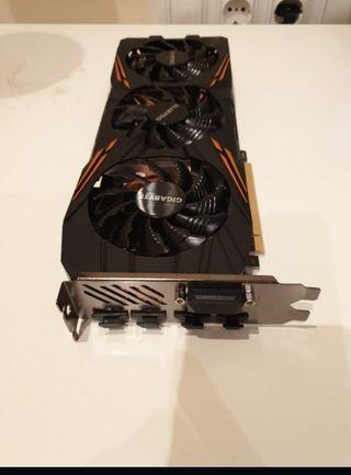 Gigabyte Geforce GTX 1070ti 8Gb