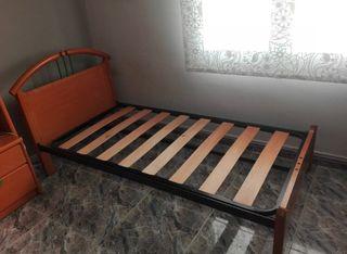 2 camas + 2 colchones