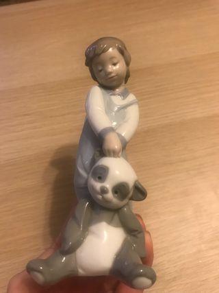 Figura porcelana de Lladró