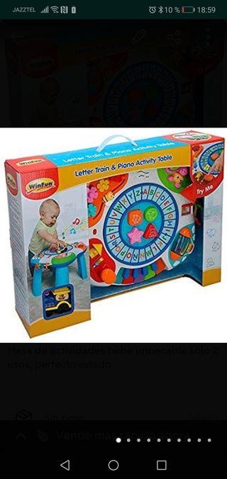 b002799fdc2b Juguetes para bebés de 2 meses de segunda mano en WALLAPOP