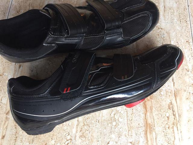 botas bici carretera SHIMANO talla 46
