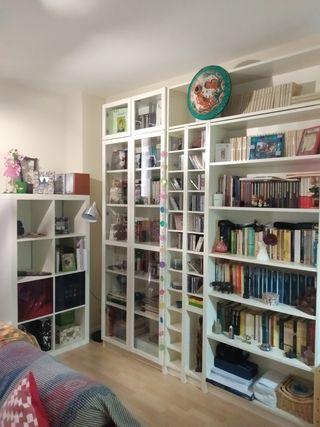 librerías y estanterías IKea