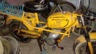 Ducati Mini 2 clàssica.