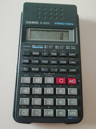 VENDO CALCULADORA CASIO