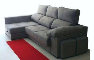 sofa 3 Plazas chaiselong 580€