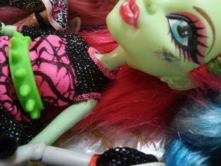 Lote muñecas monster high 15