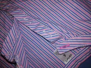 camisa niña 3-4 años marca Carters