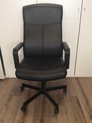 Sillón escritorio/oficina IKEA de segunda mano por 35 € en ...