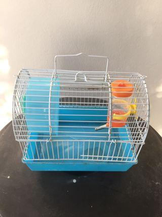 Jaula para conejo y jaula para ratón