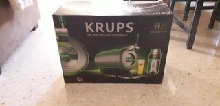 Dispensador de cerveza en casa Heineken Krups