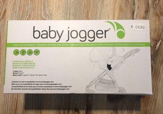 Baby Jogger - Adaptador Silla Coche- Nuevo