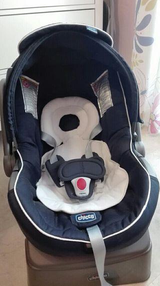 Carro bebé, trio Chicco living