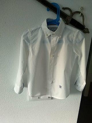 camisa para niño y.4años