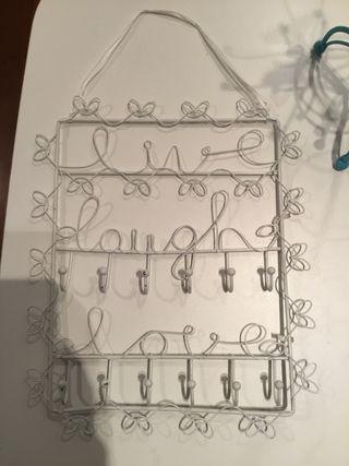 Organizador collares
