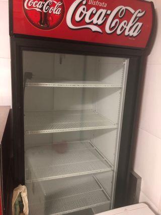 Nevera Vitrina Coca Cola