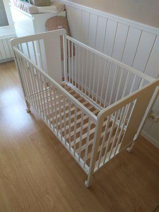 Cuna Babymobel 120x60cm