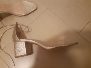 zapatos fiesta stradivarius 39