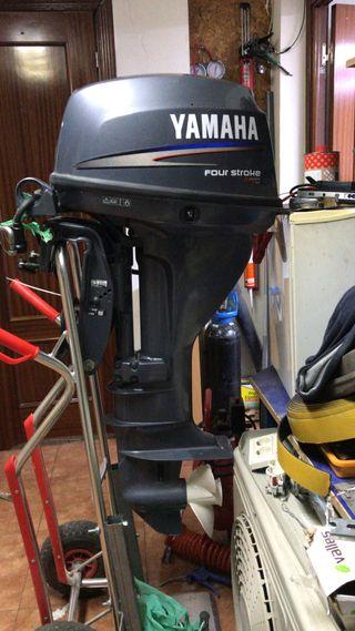 Fueraborda Yamaha 4T 13,5 hp