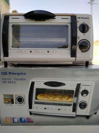 Horno tostador Orbegozo