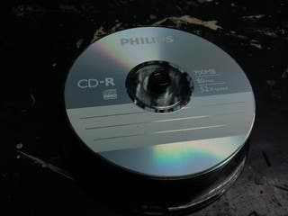 CDs Musica Grabables