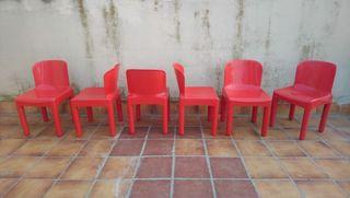 sillas de diseño, M. Siard, Padova