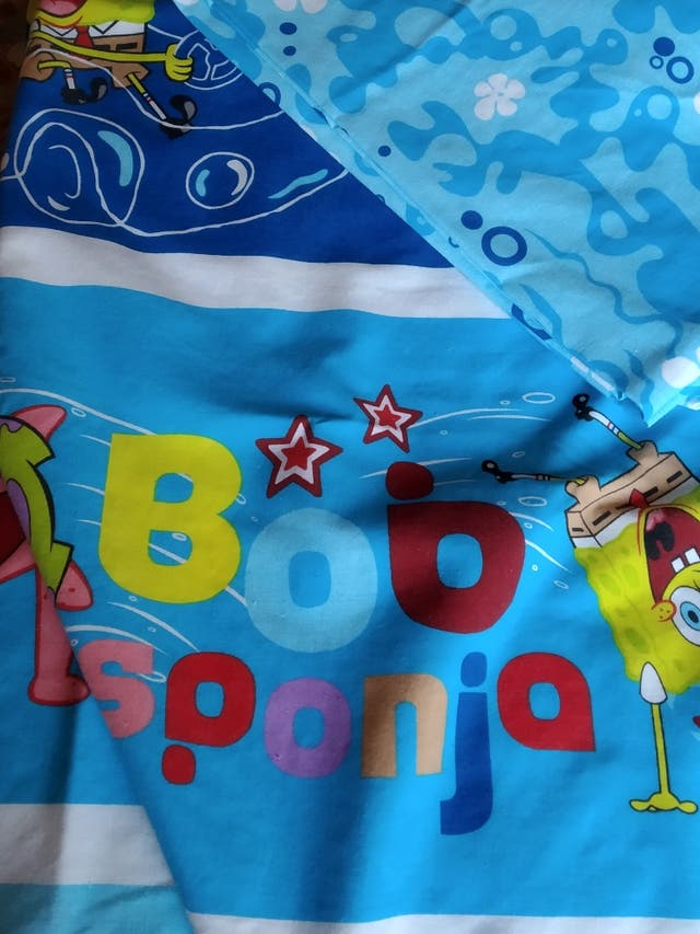 Bob Esponja Funda Nordica.Funda Nordica De Bob Esponja De Segunda Mano Por 9 En Puerto De