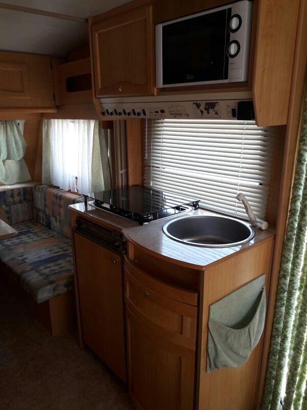 Caravana Sun Roller Portofino 430DD