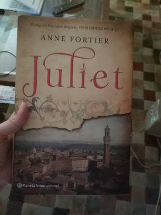 Juliet Anne fortier