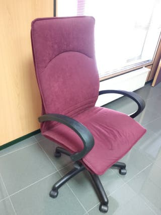 sillón grande oficina
