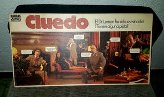 """JUEGO DE MESA """"CLUEDO"""""""