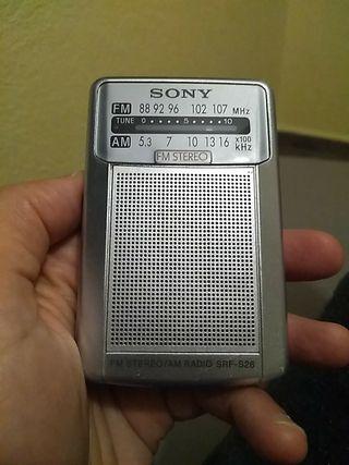 Radio Sony SRF-S26