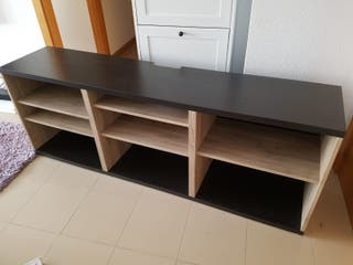 Mueble TV estanteria Ikea Besta