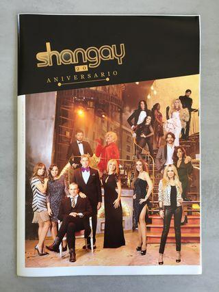 Revista Shangay 20 Aniversario noviembre 2013