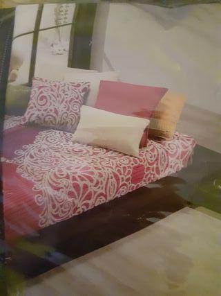 colcha de cama de verano edredon